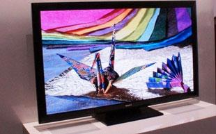 """Sony chống lại OLED bằng tương lai """"Crystal LED"""""""