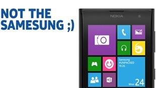 """Nokia và HTC """"đánh hội đồng"""" Samsung Galaxy S5"""