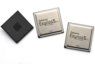 Samsung giới thiệu hai SoC mới: Exynos 5422 (8 lõi) và 5260 (6 lõi)
