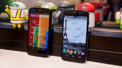 Motorola chuẩn bị ra Moto X thế hệ mới