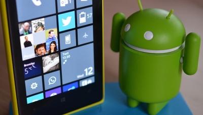 Microsoft cho phép cài đặt Windows Phone trên phần cứng Android