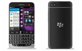 Rò rỉ cấu hình chi tiết của BlackBerry Q20