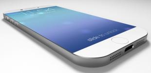 """iPhone 6 dùng màn hình """"chấm lượng tử"""" và iOS 8?"""