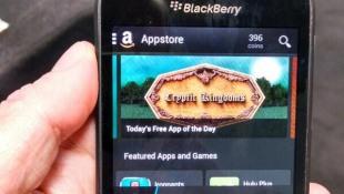 BlackBerry 10 cập nhật cho phép chạy ứng dụng Android
