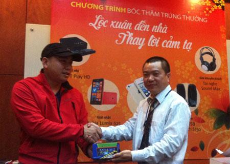 FPT Telecom tri ân khách hàng