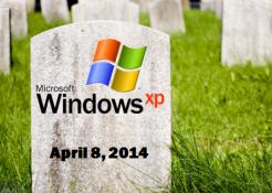 """Windows 8.1 sẽ cập nhật đúng vào ngày Windows XP """"về hưu"""""""