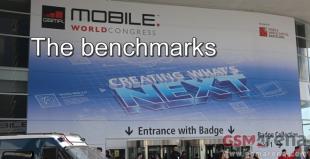 Benchmark một loạt thiết bị tại MWC 2014
