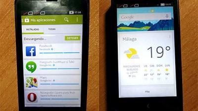 Nokia X đã bị hack, chạy ứng dụng Google và cả Google Play