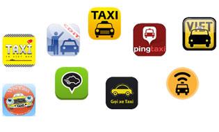 Top 10 ứng dụng taxi trên iOS đang có mặt tại Việt Nam