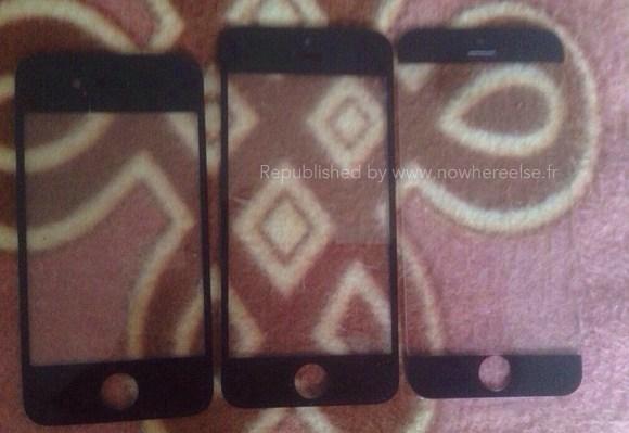 Rò rỉ hình ảnh mặt trước của iPhone 6, không còn viền màn hình