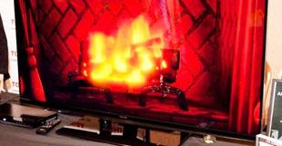 TV LED Toshiba L7200 mỏng, thông minh