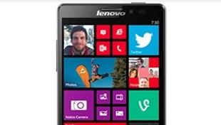 Lenovo chuẩn bị ra hàng loạt điện thoại Windows Phone