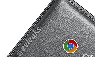 Laptop Chromebook 2 sẽ bọc da như Galaxy Note 3