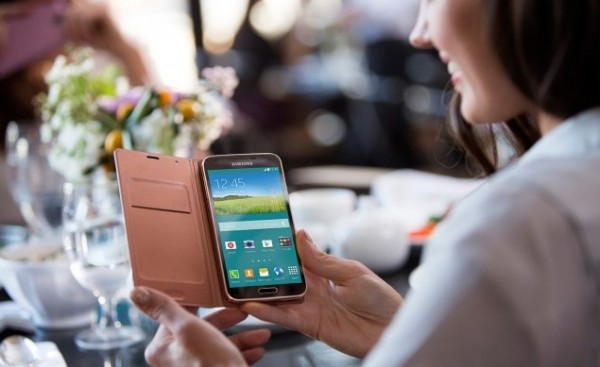 Galaxy S5 bản 16GB có 10,7GB bộ nhớ khả dụng