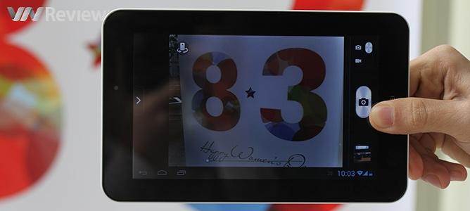 Đánh giá máy tính bảng Huawei Mediapad 7 Youth
