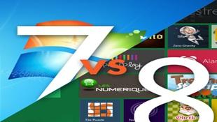 Windows 7 giảm sút, Windows XP sắp bị bỏ rơi vẫn... tăng nhẹ