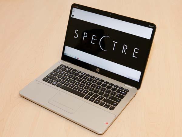 màn hình HP Spectre