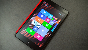 Đánh giá nhanh tablet Lenovo ThinkPad 8