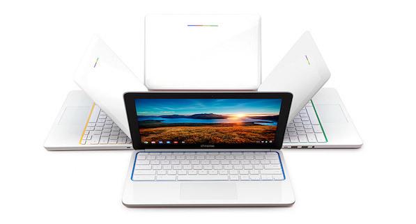 HP đẩy mạnh phát triển các dòng Chromebook