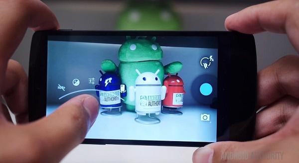 Google hứa sửa lỗi hao pin trên Nexus 5