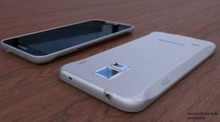 Ảnh dựng phiên bản Galaxy S5 kim loại trông như thật
