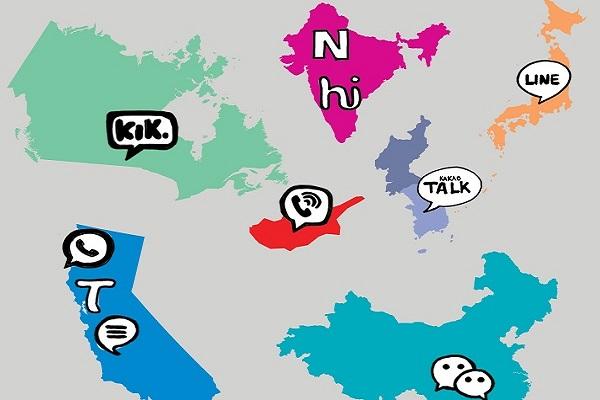 Top 10 ứng dụng nhắn tin phổ biến nhất hành tinh 1