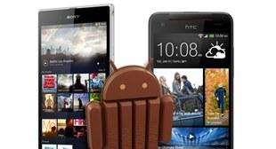 Sony Xperia Z Ultra, HTC Butterfly S được cập nhật Android 4.4