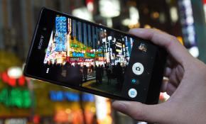 Chiêm ngưỡng vẻ đẹp đêm Tokyo qua ống kính Sony Xperia Z2