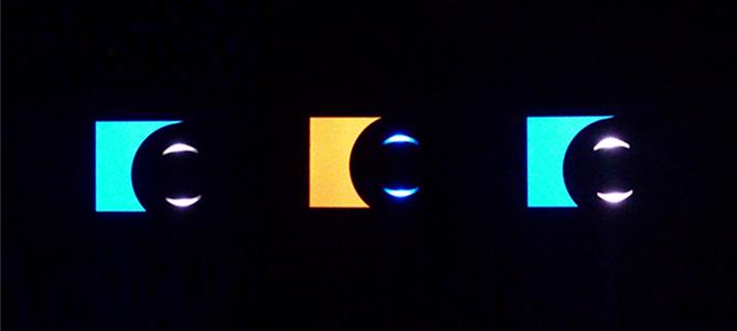 Thiết bị đo màn hình trong buồng tối