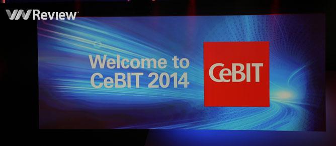 Khai mạc triển lãm công nghệ CeBit 2014