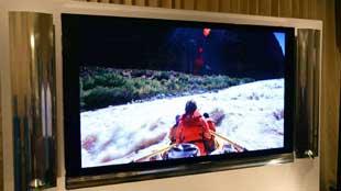 TV 3D plasma siêu mỏng BeoVision 12