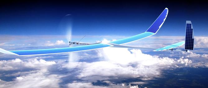 Internet miễn phí: Drone của Facebook hay khinh khí cầu của Google?