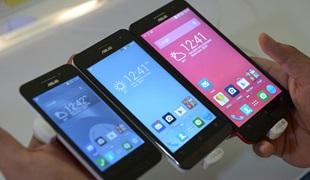 Bộ ba Zenfone tại Việt Nam có giá từ 1,95 triệu đồng, lên kệ ngày 25/03 tới