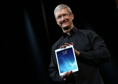 Apple để lộ số hiệu của iPad Pro trong mã nguồn iOS 7.1?