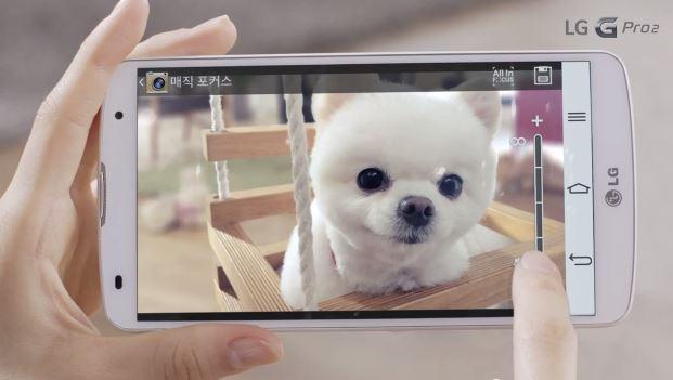 """LG G Pro 2 trình diễn khả năng chụp ảnh """"siêu hạng"""""""